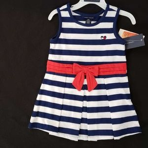 **Tommy Hilfiger** Baby girls dress